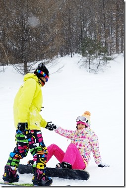 スノーボード初心者が挫折しないためには?