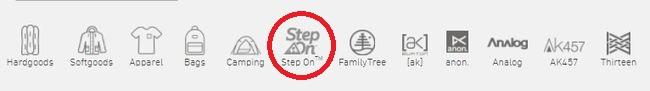 STEP ON 取扱店