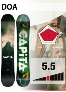 CAPITA【DOA】